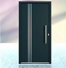 Haustür Welthaus WH75 Standardtür Aluminium mit
