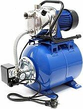 Hauswasserwerk 3600l/h 1200W Membrankessel 19l
