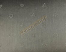 Haute Couture II Tapete - Material: in dunkelgrau, grau (Nr. 7626-6545)