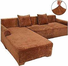 Hava Kolari 1/2/3/4 Sitzer Velvet Sofabezug Sofa