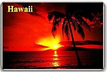 Hawaii /fridge magnet.!!!! - Kühlschrankmagne