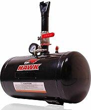Hawk Tools 10Gallonen Garage Werkstatt, Auto Van Rad Reifen Rand Air Bead Blaster Werkzeug