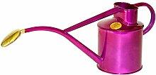 Haws Zimmergießkanne 1 Liter im Geschenkkarton, pink