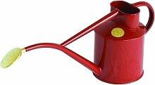 Haws Zimmergießkanne 1 Liter im Geschenkkarton, rubinro
