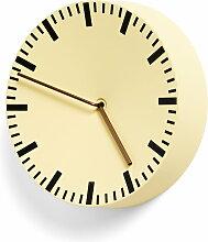 Hay - Analog Uhr, hellgelb