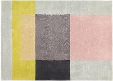 Hay - Colour Carpet 05, hell (graublau / rose /