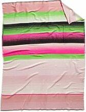HAY - Colour Plaid Wolldecke, Farbe: No. 4