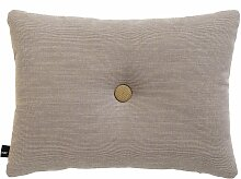Hay Dot Cushion Surface Kissen Golden Beige (l) 60 X (b) 45 Cm