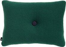 Hay Dot Cushion Tonus 4 Kissen Dark Green (l) 60 X (b) 45 Cm