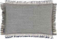 Hay Fray Kissen 45x30 Grey (l) 45 X (b) 30 Cm