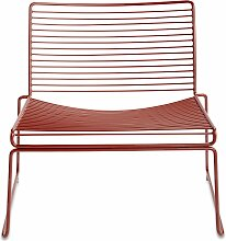 Hay Hee Lounge Chair Loungesessel Rust