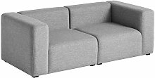 Hay Mags Sofa 2-Sitzer Kombination 1