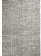 HAY - Moiré Kelim Teppich, 140 x 200 cm, grau