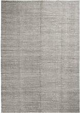 HAY - Moiré Kelim Teppich 200 x 300 cm, grau