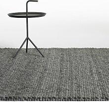 Hay Peas Teppich 140x200 Dark Grey (l) 200 X (b)