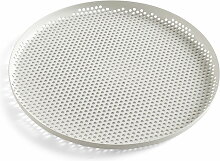 Hay - Perforated Tray L, hellgrau