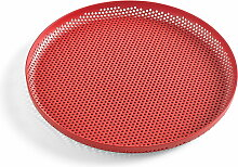 Hay - Perforated Tray M, rot
