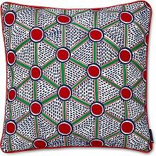 Hay Printed Cushion Cells Kissen Large 50x50