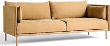 Hay Silhouette Sofa 3-Sitzer Mit