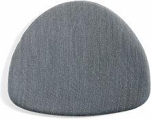Hay - Sitzkissen für J104 Stuhl, grau (Surface