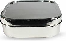 Hay - Stahl Lunchbox quadratisch, M