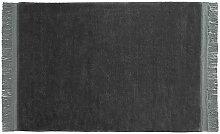 HAY Teppich Raw grau, Designer HAY Studio, 0x200x0