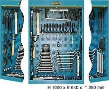 HAZET 111/116 Werkzeug Sortiment mit Schrank