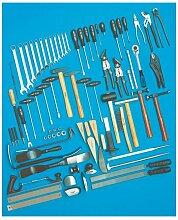 Hazet Werkzeug-Sortiment - Anzahl Werkzeuge: 77 -