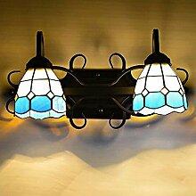HBA Wandleuchte Wandspiegel vorderen Leuchte
