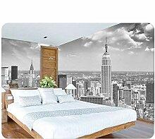 Hbbhbb New York-Fototapete Der New York-Landschaft