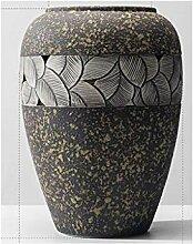 HBJP Neue chinesische Steinzeugvase Vase (Size :