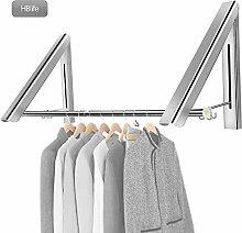 hblife Kleiderhaken Klappbar Wand-Kleiderständer