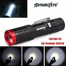 HCFKJ 3500 Lumen 3 Modi Cree Xml Xpe Led Taschenlampe Lampe Licht Im Freien