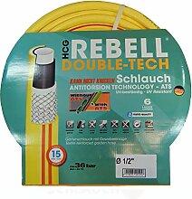 HCG Gartenschlauch Wasserschlauch Premium Rebell