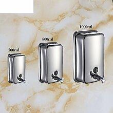 HCP Edelstahl Seifenspender/Badezimmer Toilette