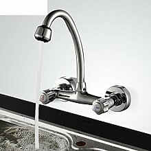 HCP Wand-Küchenarmatur/Warmes und kaltes Wasser