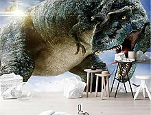 HCWYQ Fototapete Tyrannosaurus Dinosaurier