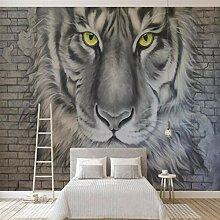Hd 3D Relief Tigers Wandbild Dekoration 3D