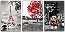 HD Drucke Gemälde Wandkunst Bilder Leinwand