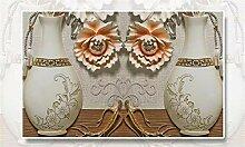 Hd Hintergrundbild Wandbild Ziegel Tapete Vase