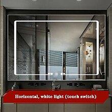 HD Spiegel ZQ- LED-Rahmen ohne Rahmen, Portierung