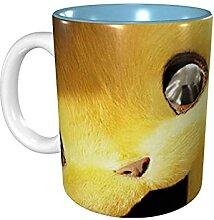 Hdadwy 11 Unzen lustige Kaffeetasse Pi-Ka Chu