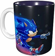 Hdadwy 11 Unzen lustige Kaffeetasse Sonic Mug