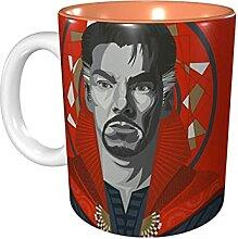 Hdadwy 11 Unzen lustige Kaffeetasse Stran-GeMug