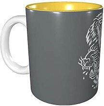 Hdadwy Alexisonfire 11 Unzen Keramikbecher Neuheit