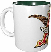 Hdadwy Anheuser Busch Logo 11 Unzen Keramikbecher