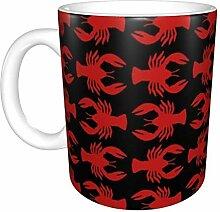 Hdadwy Crawfish Boil Keramikbecher, Kaffeetasse