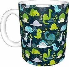 Hdadwy Dinosaurier Keramikbecher, Kaffeetasse