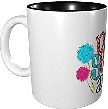 Hdadwy Dr. Seuss 11 Unzen Keramikbecher Charmantes