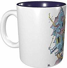 Hdadwy Dr. Seuss Art 11 Unzen Keramikbecher Cooles